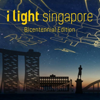 Singapore i light facebook